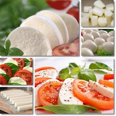 Properties and Benefits of Mozzarella