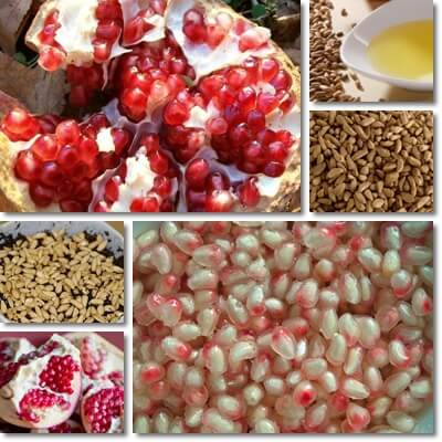 Properties and Benefits of Pomegranate Seeds