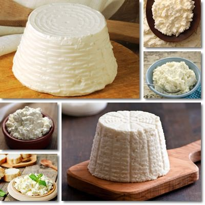 Properties and Benefits of Ricotta