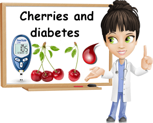 Cherries and diabetes