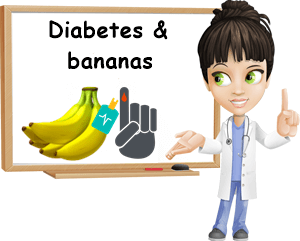 Diabetes and bananas