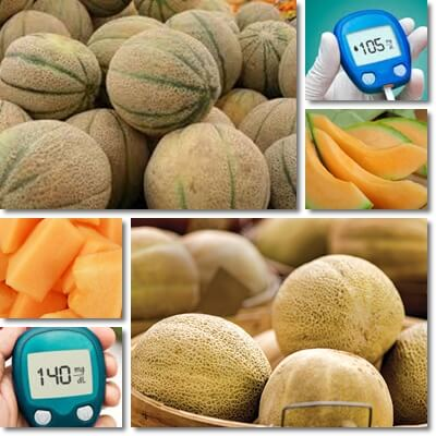 Can diabetics eat cantaloupe