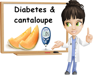 Diabetes and cantaloupe