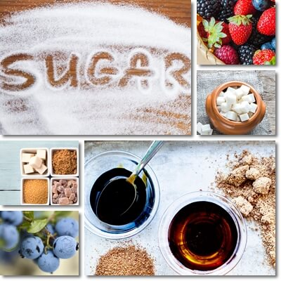Diabetes and eating sugar