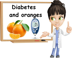 Diabetes oranges