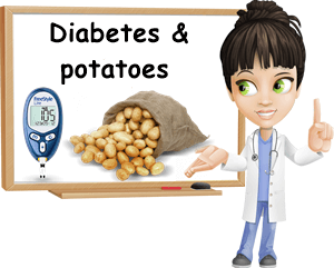 Diabetes and potatoes