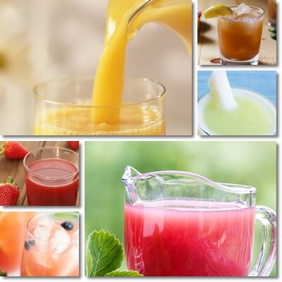 Diabetes fruit juice