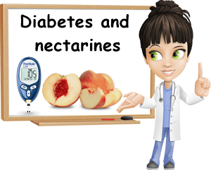 Nectarines and diabetes