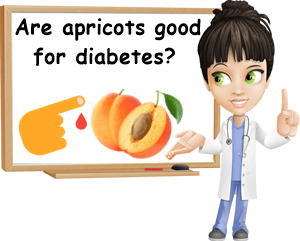 Apricots good for diabetes