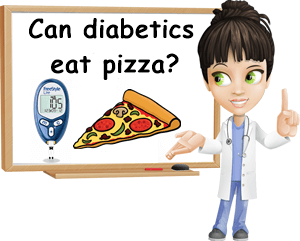 Pizza and diabetes
