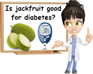 Jackfruit good for diabetes