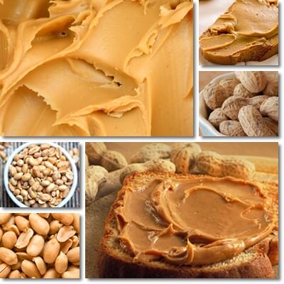 Peanut butter and blood sugar