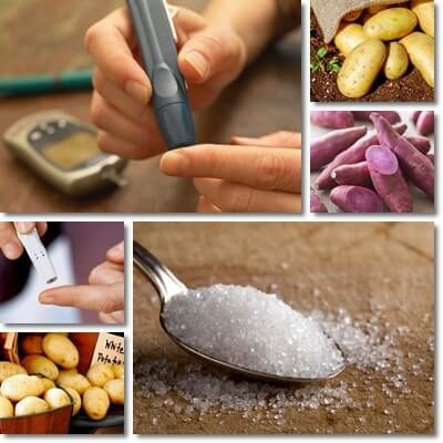 Potato blood sugar