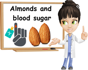 Almonds and blood sugar