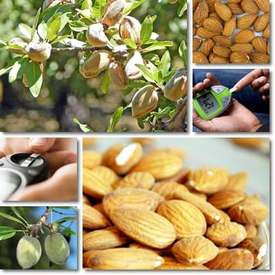 Almonds benefits for diabetes