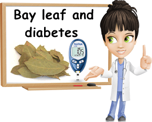 Bay leaf and diabetes