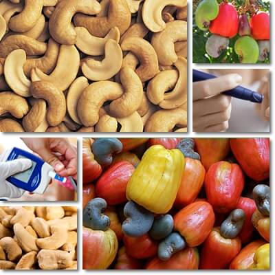 Cashews glycemic index