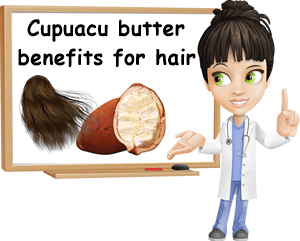 Cupucu butter benefits for hair