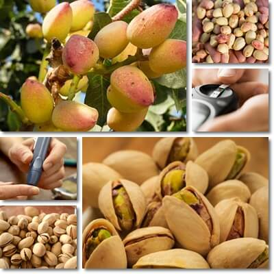 Pistachios benefits blood sugar