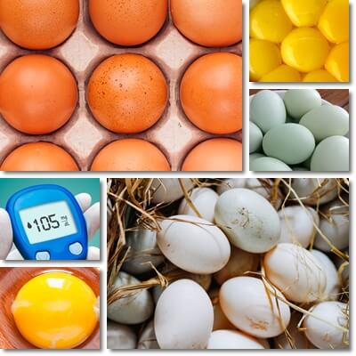 Eggs glycemic index