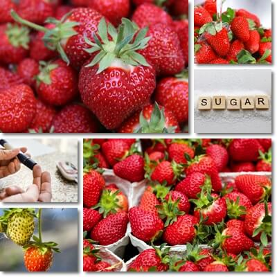 Strawberries and Blood Sugar Levels