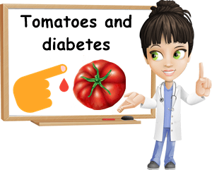 Tomatoes and diabetes