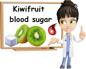 Kiwifruit and blood sugar