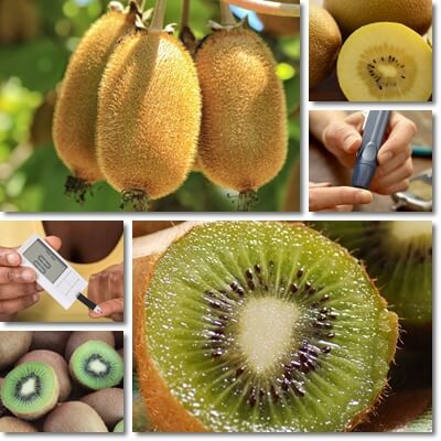 Kiwifruit and diabetes