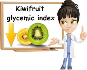 Kiwifruit glycemic index