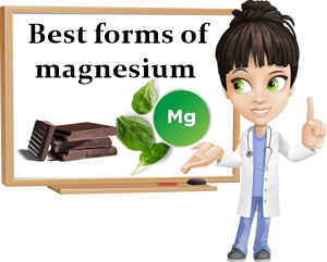 Best magnesium forms