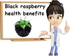 Black raspberry health benefits