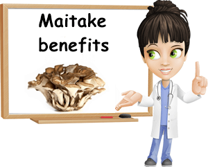 Maitake mushrooms benefits
