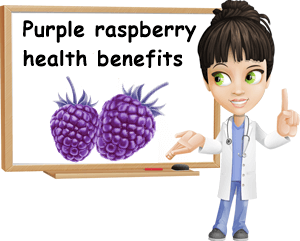 Purple raspberry benefits