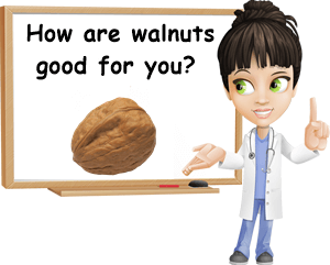 How are walnuts good for you