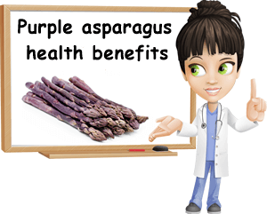Purple asparagus health benefits