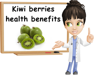 Kiwi berries nutrition and benefits
