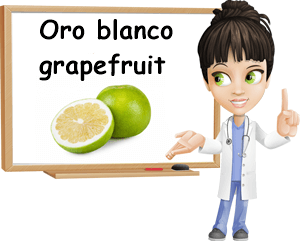Oro blanco grapefruit benefits