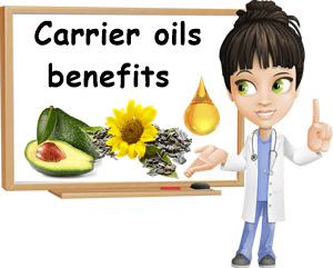 Carrier oils benefits