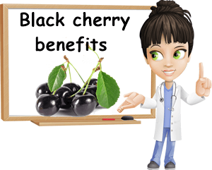 Black cherry benefits and side effects