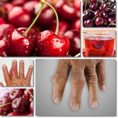 Cherries benefits for gout