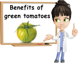 Benefits of green tomatoes
