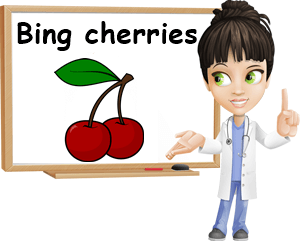Bing cherries nutrition and benefits