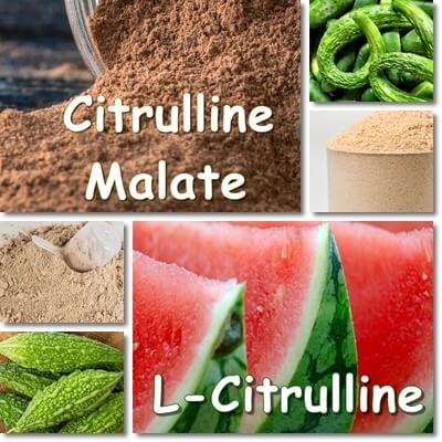 Citrulline vs citrulline malate