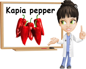 What is a Kapia pepper