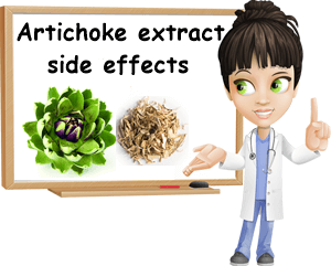 Artichoke leaf extract side effects