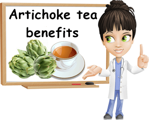 Artichoke tea benefits