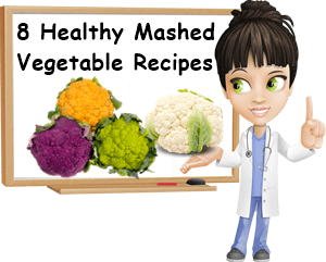 Best seasonal mashed vegetables recipes