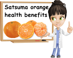 Satsuma orange benefits