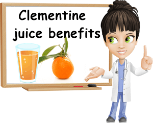 Clementine juice benefits