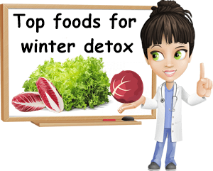 Winter detox foods list